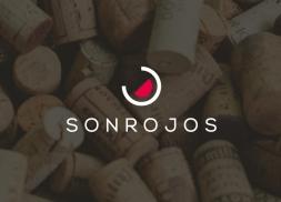 Diseño logo tienda de vino