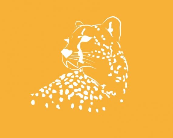 Diseño logo safari Tanzania y Kenia