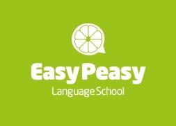 Diseño logotipo método novedoso aprender inglés