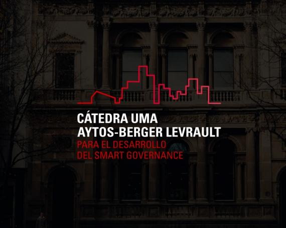 Diseño logo cátedra universidad