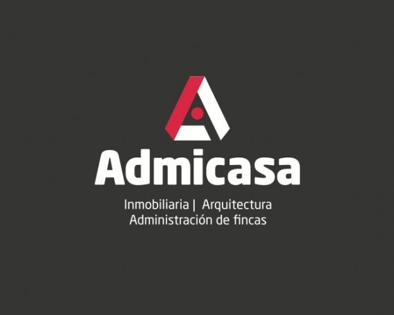 Diseño logo administración de fincas