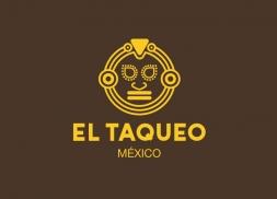 Logo taquería (mexicano)