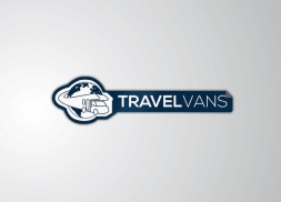 Diseño de logotipo para empresa de alquiler de autocaravanas