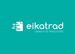 Diseño logotipo agencia de traducción
