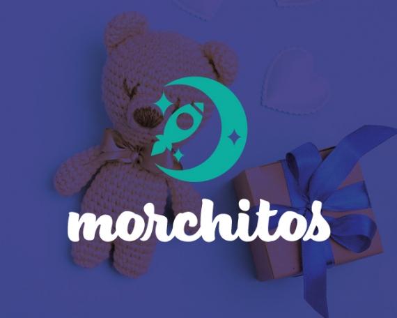 Diseño de logotipo para tienda de juguetes, artículos para bebés