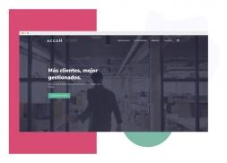 Diseño web call center Madrid