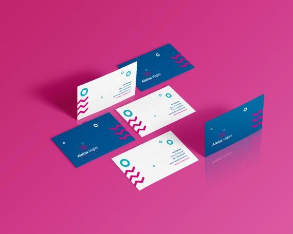 Diseño de marca para agencia de viajes en Ciudad Real