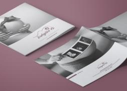 Diseño dossier Ecografías 4D y 5D