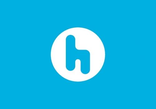 Logotipo start up inmobiliaria