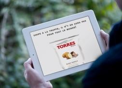 Diseño campaña de mail chips gourmet