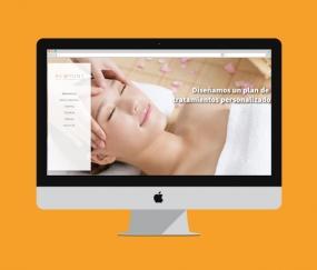 Diseño web clínica de Acupuntura