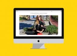 Diseño de blog de moda