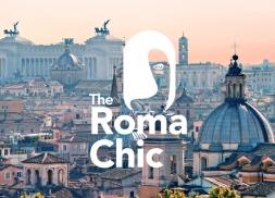Logotipo para blog de life style en Roma