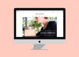 Diseño tienda online de bolsos