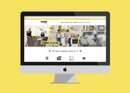 Desarrollo y diseño web tienda de cocinas Nolte Málaga