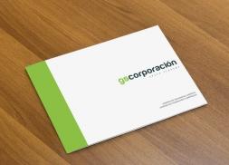 Catálogo para empresa de consultoría, abogados y formación