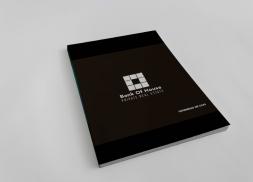 Catálogo de viviendas de lujo para empresa inmobiliaria en Málaga