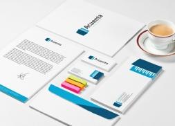 Diseño de identidad corporativa para asesoría online