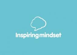 Diseño de logotipo entrenamiento mental positivo