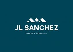 Diseño de logotipo obras y servicios