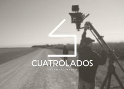 Diseño de logotipo para productora audiovisual en Málaga
