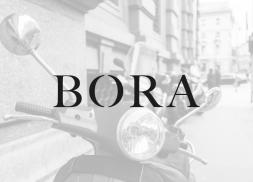 Diseño de logotipo de accesorios para motos
