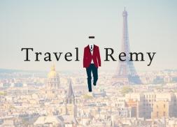 Diseño de logotipo para blog de viajes