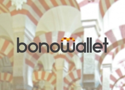 Diseño de logotipo para empresa de gestión de bonos
