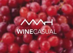 Diseño de logotipo para blog sobre vino