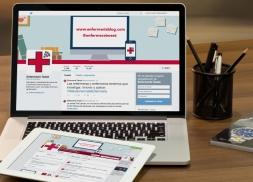 Diseño de redes sociales para blog de enfermería