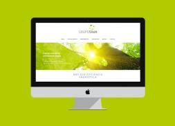 Diseño web consultoría energética