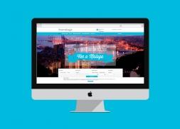 Diseño y desarrollo web para empresa de alquiler de apartamentos en Málaga