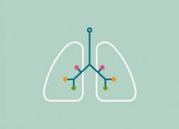 Diseño de logotipo para pediatra neumólogo