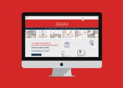 Desarrollo web start up abogados