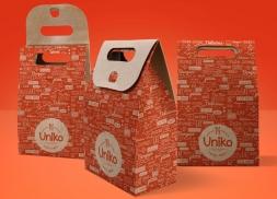 Diseño packaging para un negocio de take away