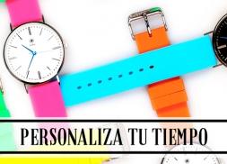 Diseño de campaña para tienda online de relojes