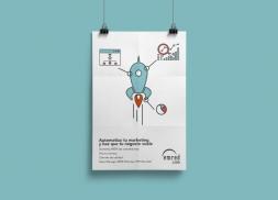 Diseño de cartel publicitario herramienta de Marketing