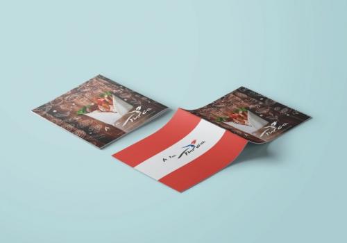 Dossier restaurante centro comercial