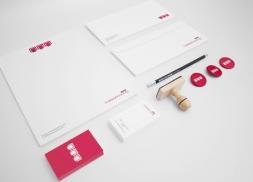 Diseño identidad corporativa portal de entradas