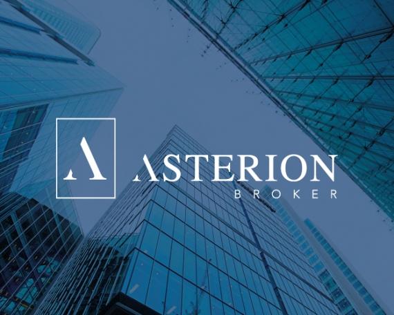 Diseño logotipo para agentes financieros