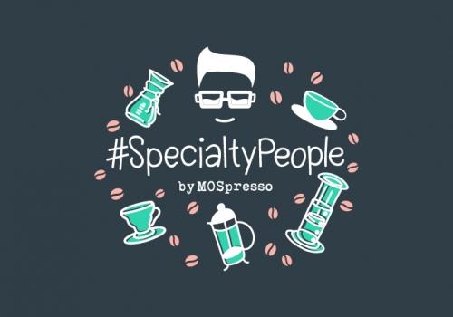 Diseño de logo para marca de café gourmet