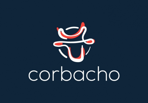 Diseño de logotipo para carnicería gourmet en Marbella