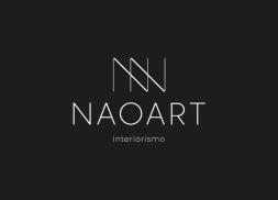 Diseño de logotipo para estudio de interiorismo.