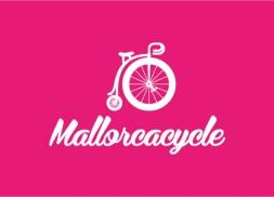 Diseño de logotipo para empresa de ciclismo en Mallorca