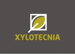 Diseño de logo para ingeniería y construcción en madera