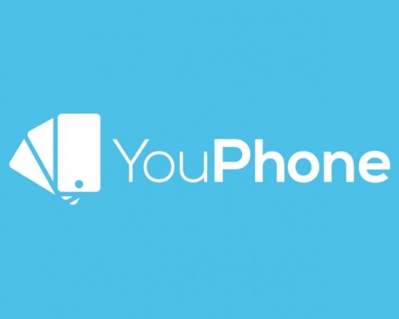 Diseño de logotipo para tienda de electrónica, smartphones y accesorios