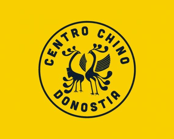 Diseño de logotipo para escuela de chino en Donostia