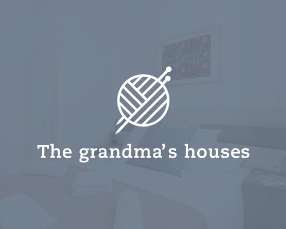 Diseño de logotipo para apartamentos vacacionales de lujo