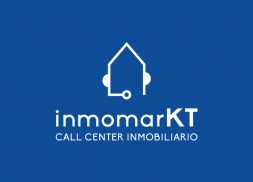 Diseño de logotipo para call center inmobiliario