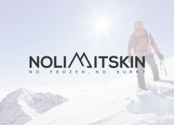 Logotipo para marca de protección solar para aventureros